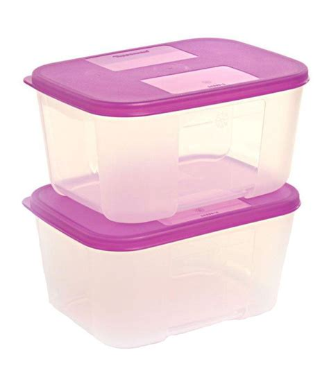 Freezer Mate tupperware freezer mate 1 1 ltr polyproplene food