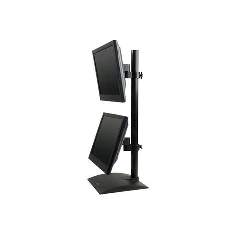 lcd monitor desk stand innovative 9109 d dual lcd monitor desk stand vertical