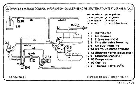 1976 mercedes 450sl vacuum diagram 28 images i 450 sl