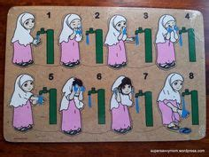Wudhu Puzzle let s make wudu poster from the muslims series your favorite muslims