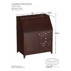 Secretary Desk With File Drawer All Desks Wayfair