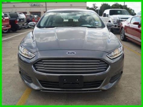 2014 ford fusion se 2 5 l automatic find used 2014 ford fusion se front wheel drive 2 5l i4