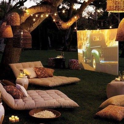home quot outdoor theater quot system for the home