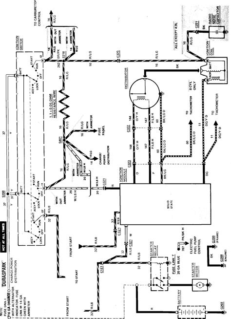 i m looking for a starter relay wiring diagram for a 1985