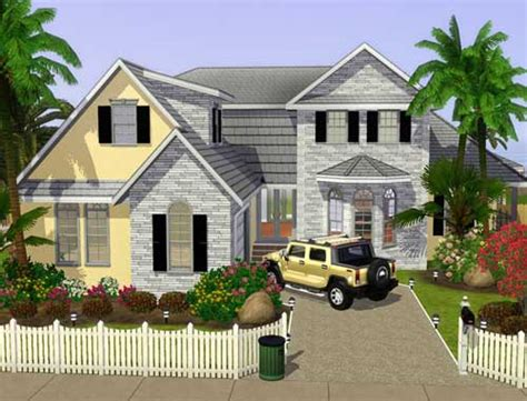 how to buy house in sims 3 sims 3 suburban life the san antonio house sims 3 gamer sims 3 gamer