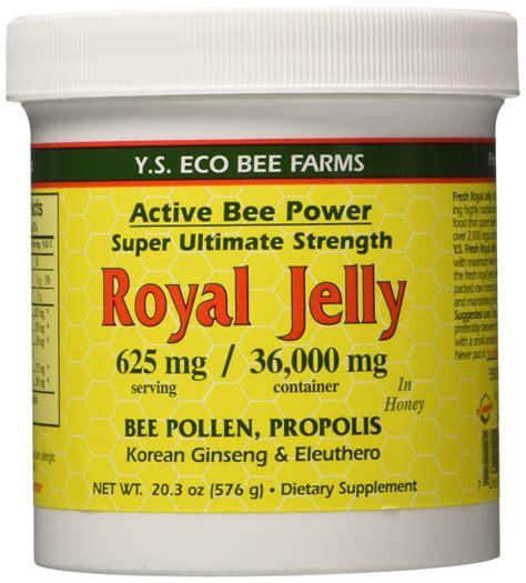 Royal Jelly Honey ys royal jelly honey bee royal jelly in