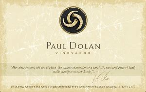 True To Our Roots Paul Dolan californian wine with roots paul dolan of mendocino wine company