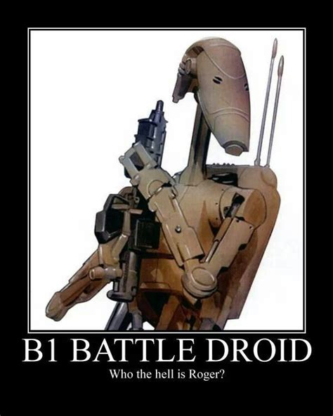 Droid Meme - roger roger star wars pinterest