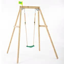 Single Swing Frame tp forest single swing frame set with seat dobbies