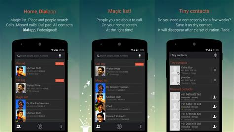 best android dialer 10 best dialer app for android phones tablets free