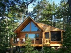 log cabin kits ontario