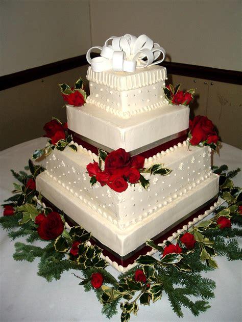 Pubblicato in wedding cake e contrassegnato come christmas wedding