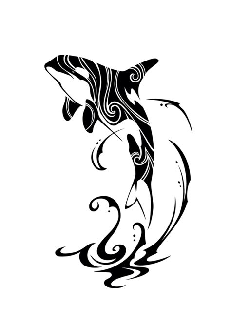orca tattoo designs tribal orca 2015 by takihisa on deviantart ideas for the