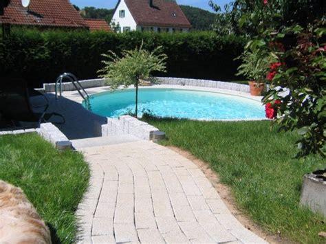 Runder Pool Im Garten 2414 by Pool Schwimmbad Garten Mein Domizil Zimmerschau