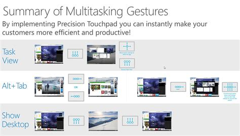 windows 10 touchpad tutorial touch gestures for windows 10 windows 10 tutorials
