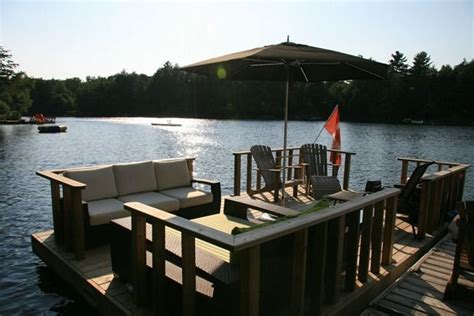 Cottage Docks by 25 Best Ideas About Lake Dock On Dock Ideas