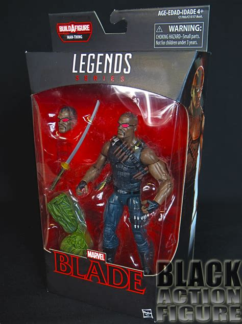 Blade Marvel Legends Hasbro Figure review hasbro marvel legends series 6 blade