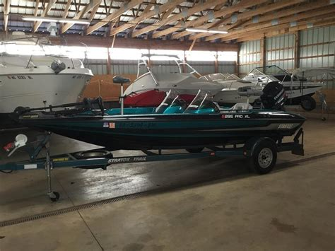 stratos saltwater boats 1996 used stratos 285 pro xl285 pro xl saltwater fishing