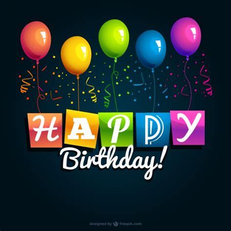 feliz anivers 225 rio vector background happy birthday