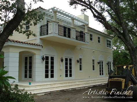 exterior painting artistic finishes