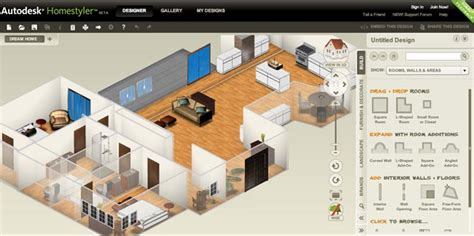 free virtual home design no download homestyler una buena herramienta para dise 241 ar tu casa