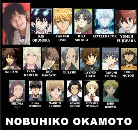 Anime Voice Actors by 1000 Images About Anime Voice Actors On