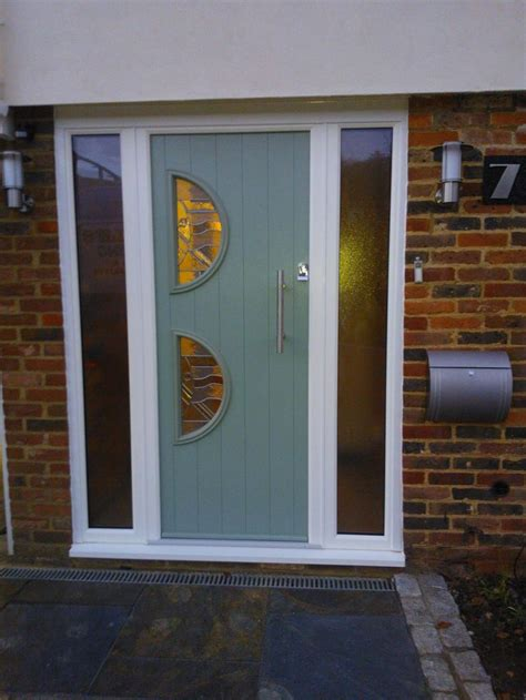 Composite Front Doors Fitted 64 Best Images About Contemporary Front Doors On Design Your Own Home And Green