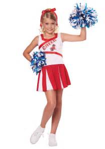 kid cheerleader halloween costumes child high cheerleader costume