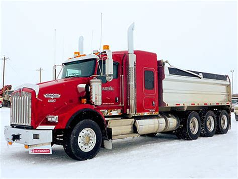 build your own kenworth truck planning to sell or buy a dump truck check current used