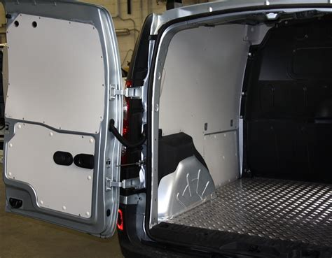 FLOOR PANEL, PANELLING AND LININGS FOR THE MERCEDES CITAN