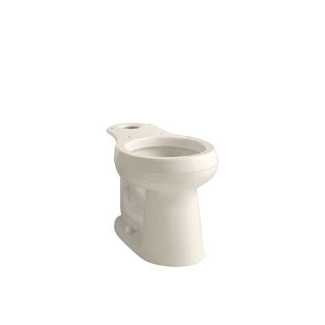 comfort height round toilet kohler cimarron comfort height round toilet bowl only in