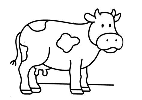 Imagenes Para Colorear Vaca | descarga la vaca lechera dibujo imagenes de vacas