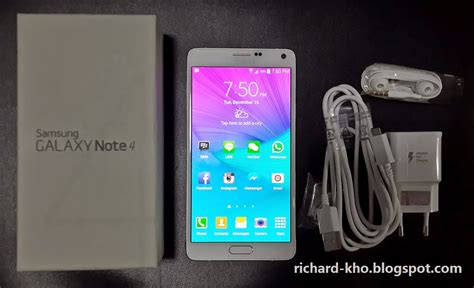 Harga Hp Samsung Note 8 Di Batam android review samsung galaxy note 4 dan spesifikasinya