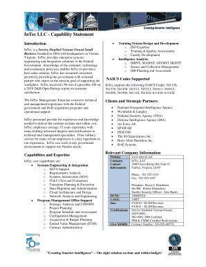 Llc Capability Fill Online Printable Fillable Blank Pdffiller Capabilities Document Template