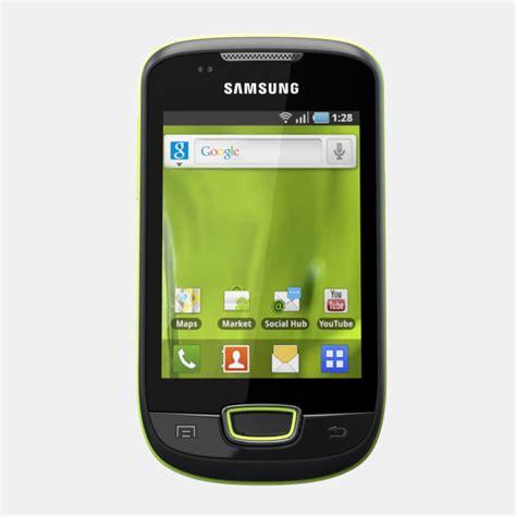 Touchscren Samsung Galaxy Mini 5570 3d model samsung galaxy mini s5570