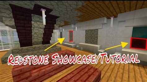 redstone house tutorial minecraft redstone house tutorial showcase minecraft stream