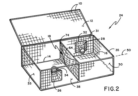 lobster trap diagram patent us7111427 lobster trap patents