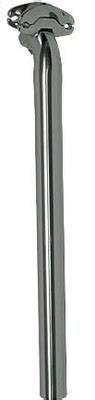 Seat Post Genio Aloy 254 rail cl seat post for a cruiser bicycle seat