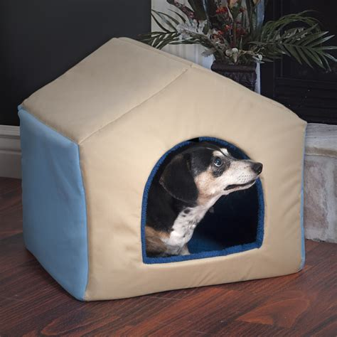 house dog bed paw 2 in 1 dog house pet bed reviews wayfair