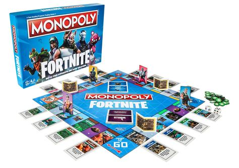 fortnite monopoly monopoly jumps on the fortnite bandwagon