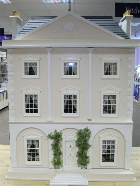 queen anne dolls house queen anne dollhouse kit unpainted doll store