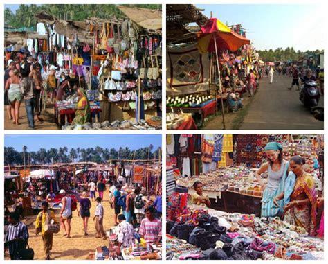 map usa flea market goa anjuna and the adjoining flea market toursnfoods