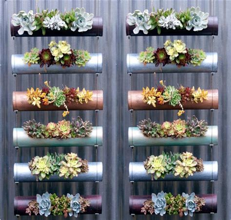 Vertical Garden Diy Ideas Easy Vertical Garden Diy Ideas For Small Spaces