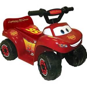 Lightning Mcqueen Battery Car Charger Disney Cars 6volt Walmart