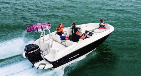 deck boat element element e16 bayliner boats