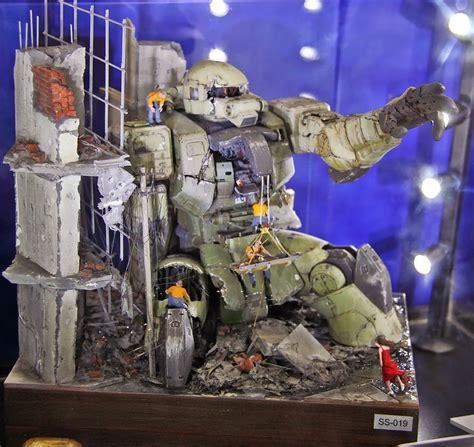 Diorama Gundam Gunpla 49 best gunpla diorama images on gundam model diorama and dioramas