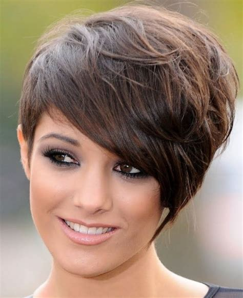 magnificent short haircuts for thick women fave