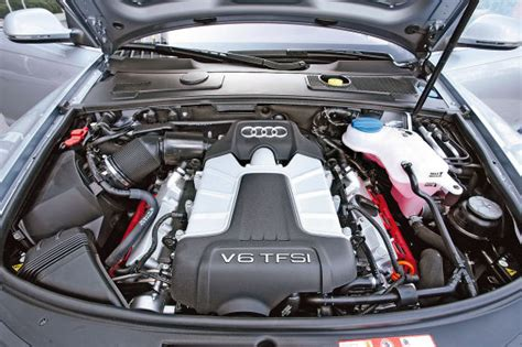 Technische Daten Audi A6 3 0 Tfsi by Audi A6 Avant 3 0 Tfsi Quattro Tiptronic Autobild De