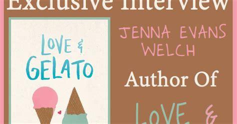 love gelato jenna evans welch author of love gelato on experience being the best writing teacher