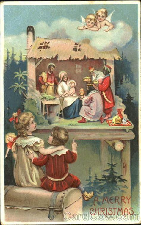 nativity madonna child